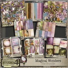 Magical Wonders - The Bundle