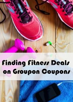 Find fitness deals o