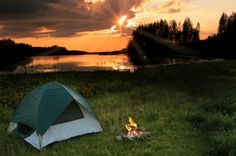 Camping-Road-Trip Packing List Ideas