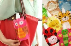 Kids Animal Water Bottles - 8 Styles Available!