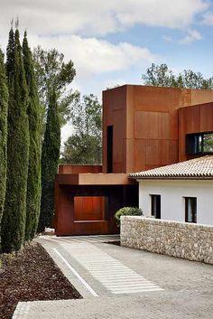 KubiK extension by GRAS arquitectos