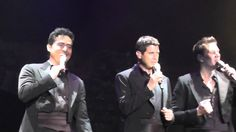 Il Divo in Moscow - 12.09.2014 - May way