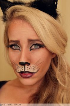 Dare to try this fabulous Halloween makeup tutorial...
