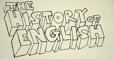 WOW!  10 min - the history of English