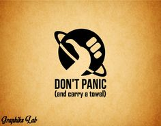 Hey, I found this really awesome Etsy listing at https://www.etsy.com/listing/175105724/dont-panic-and-carry-a-towel-hitchhikers