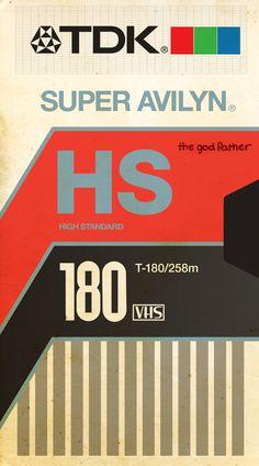 TDK VHS Super Avilyn
