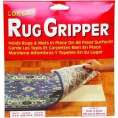 Lok-Lift Rug Gripper Non-Slip Rug Pad - 10 In. x 20 In. - Mills Fleet Farm