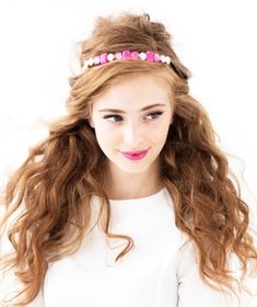 reign like a queen with our crown jewell headband!