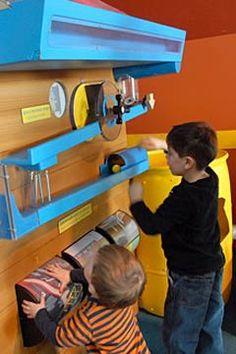 Koch Family children's museum - Evansville