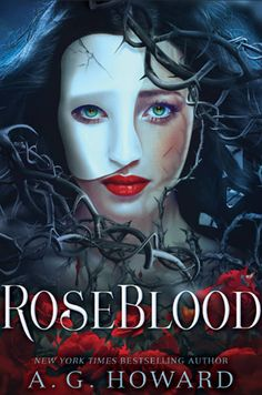 RoseBlood YA Book Re