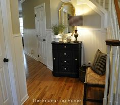 decor, wall colors, paint cabinet, paint colors, foyer