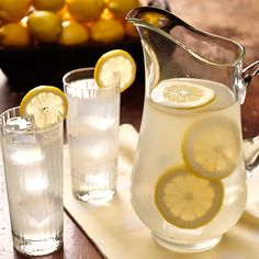 Make fruit-infused water at home.