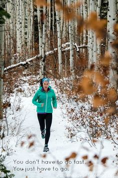 It may not be your best run, but it's better than no run.