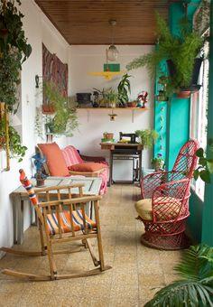 .indoor patio