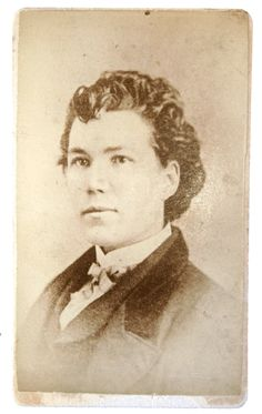 Sarah Emma Edmonds was one of approximately 400 women who succeeded in enlisting in the army (either Union or Confederate) during the Civil War. Her uniqueness is that she not only succeeded in remaining in the army for several years, but was also eminently successful as a Union spy - all while impersonating a man.