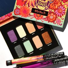 Transform your look for spring with Kat Von D. #Sephora #makeup #palettes #eyeshadow