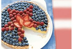 forth of july cheesecake