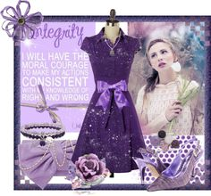 LDS Young Women Value - Integrity - Polyvore