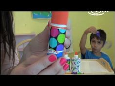 Send the Kids Back To School with Washi Tape! - Crafty Mom's Weekly Challenge - Episode 9 - YouTube