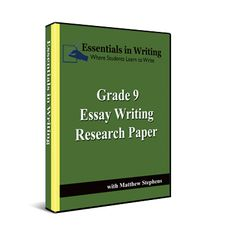 essay for class 9th