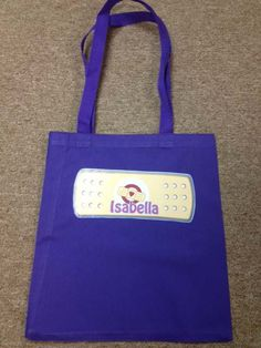 Personalized Doc McStuffins Reusable Tote by OrangeInkpressions, $10.00
