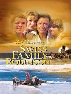 Swiss Family Robinson --- last December I got to see this great Disney film on DVD with an actual Swiss family in Zug, Switzerland !