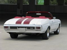 1970 Chevrolet Chevelle convertible SS / Super Sport