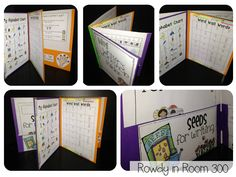 Writing Workshop Folders