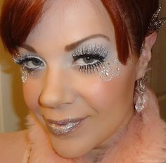Halloween Makeup Fun- Pixie Dust