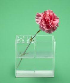 Toothbrush Holder as Vase