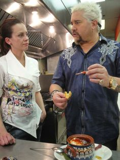 On Location With Guy Fieri from FoodNetwork.com