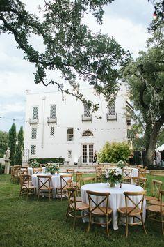Garden Party Wedding at Laguna Gloria