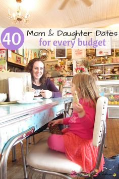 Girl Talk: Mom and D