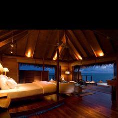 Maldives- Conrad Hotel