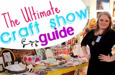 Great info about craft shows