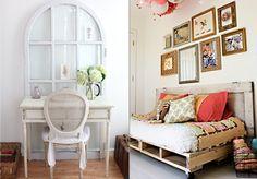 antique windows, pallet beds, bed frames, wooden pallets, daybeds, wood pallets, old doors, old pallets, bedroom