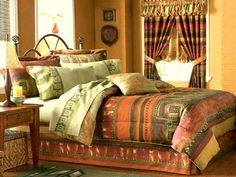 Image detail for -... Bedding, Southwest Style Sheets and Southwest Decor Pillows