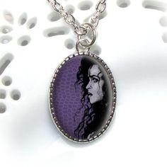 Bellatrix Lestrange pendant