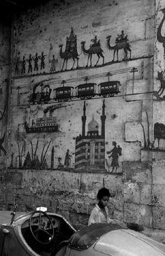 Henri Cartier-Bresson, Égypte, 1950. © Henri Cartier-Bresson/Magnum Photos.