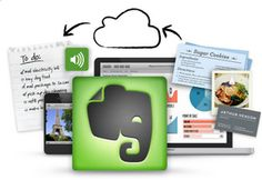 Evernote is a great web service and software application that we can use in education. A lot of ink has been shed on this topic and just one click in a search engine is enough to get hundreds of links to guides and tutorials about Evernote.