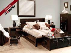 conway design muebles on pinterest furniture christmas decor and design. Black Bedroom Furniture Sets. Home Design Ideas