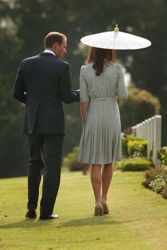 Prince William and Kate Middleton in Malaysia