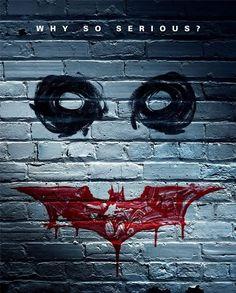 "Batman (from ""Creative  Alternative Marvel Comic Movie Posters"") | Via: Downgraf (#batman #darkknight)"