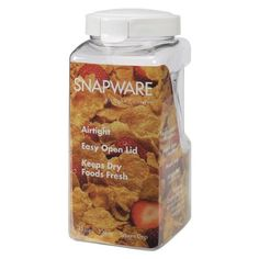Snapware Canister Square Storage Container, Large