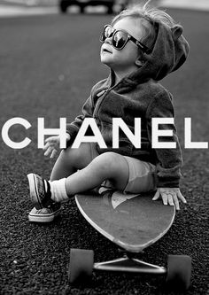Mason Disick For Chanel