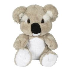 12-inch Zoo Crew Koala Stuffed Animal at theBIGzoo.com, an animal-themed store established in August 2000.
