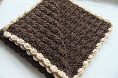 Baby Boy Blanket and Baby Girl Blanket  Crochet baby by craftolove, $69.99