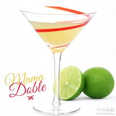 Vodka, ¾ oz Lime juice, ½ oz Grapefruit juice, and ½ oz Maraschino ...
