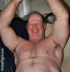 big stocky irish daddie
