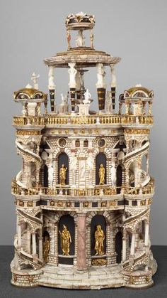 Cabinet     End of 16th century